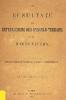Zpráva c.k ministerstva orby o zlatých dolech 1895