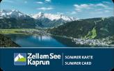 Zell am See-Kaprun Sommerkarte