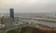 Pohled z Dunajské věže
