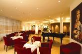 Restaurace v hotelu Austria Trend Hotel Favorita