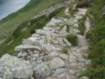 Římská cesta k Bockhartskému jezeru