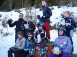 Lyžařská škola Hauser Kaibling - po závodech