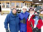 Naši věrní lyžaři, Brixental, Tyrolsko