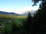 Pohled do údolí z Maria Kumitz