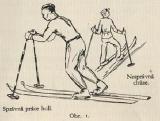 Technika lyžování 1