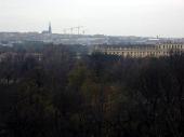 Pohled na Vídeň