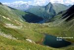 Středověké zlaté doly nad jezerem Bockhart See