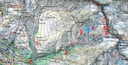 Mapa přístupu k Zirmsee