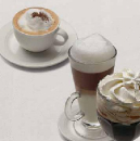 Cappuccino, Café Latté Macchiato