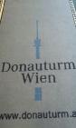 Dunajská věž - vstupní koberec