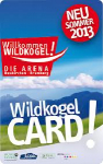 Wildkogel Card