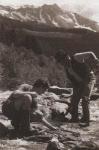 Ještě před 2.sv.válkou bylo rýžování zlata doplňkovou činností místních sedláků