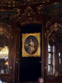 Obraz Císařovny Sisi v Císařském pavilonu