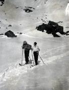 Věra a František Škvárovi, Žabí plesa 1934