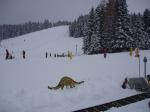 Dětský lyžařský park v Hinterstoderu