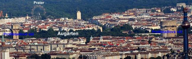 Protiletadlové věže ve Vídni