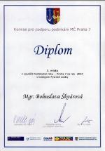 Podnikatel roku 2004