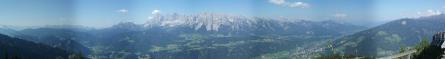 Schladming-Dachstein - panorama oblasti