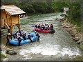 Rafting na řece Möll