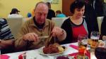 Večeře ve Wiener Steirerhofu