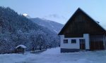 Ráno v Hinterstoderu